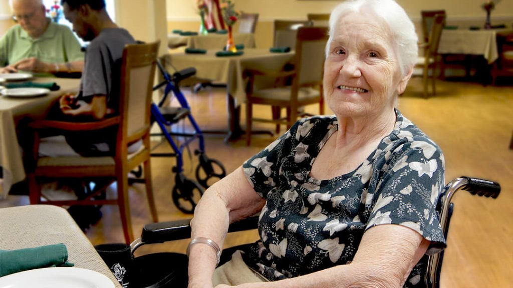DSC03124 – Resident Pic Woman 1 – Community Care