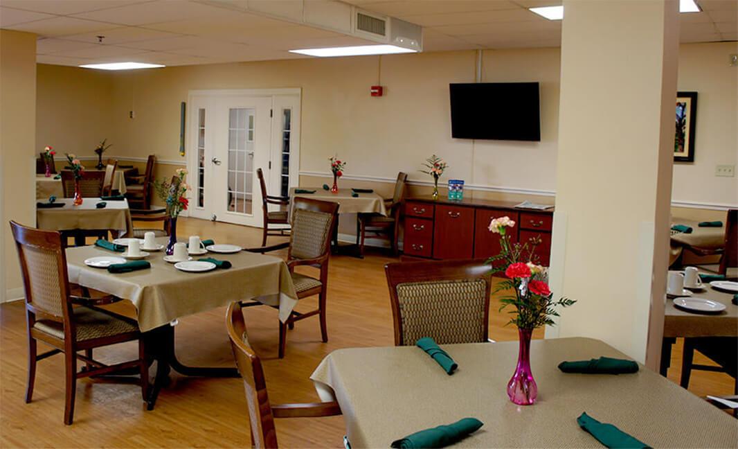 DSC03132 - Dinning Hall 1066 - Community Care