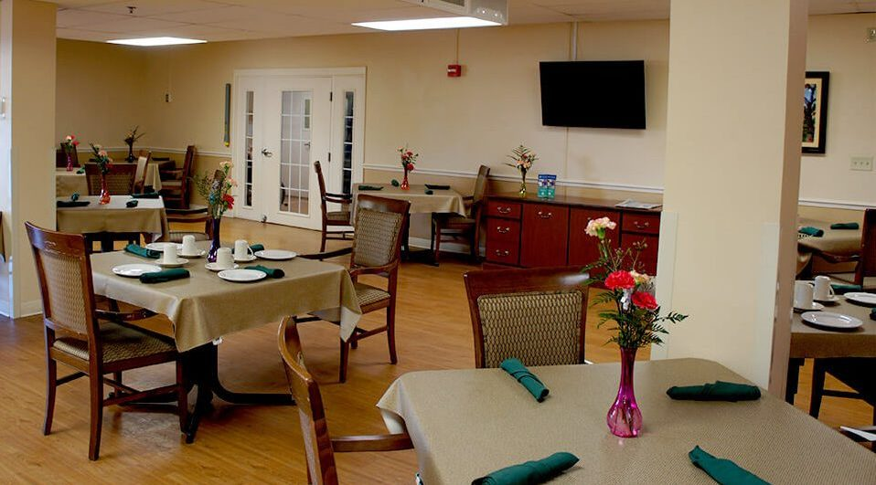 DSC03132 – Dinning Hall – Community Care