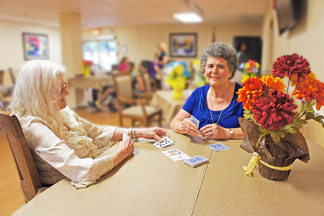 Resident Activities - Community Care