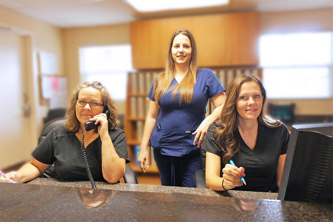 Staff Females - Community Care